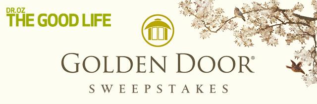 Golden Door Sweepstakes