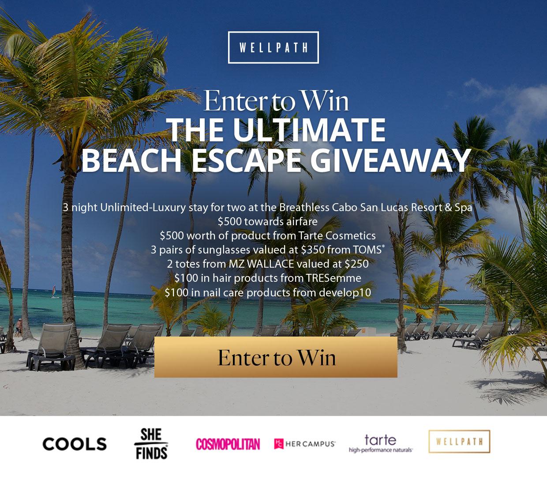 The Ultimate Beach Escape