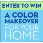 Color Your House Beautiful Sweepstakes