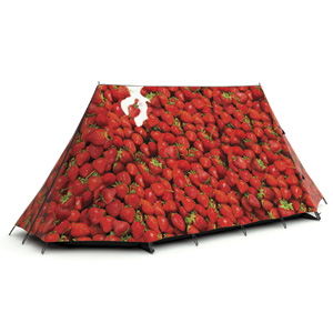 Win a Strawberry Surprise tent, worth £495!