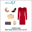 Win a Stylish New Party Outfit Worth &#163;500!