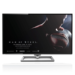 "WIN a brand new 40"" Toshiba TV AND FREE Cineworld tickets, in conjunction with ""Man of Steel"" from Warner Bros. Pictures"