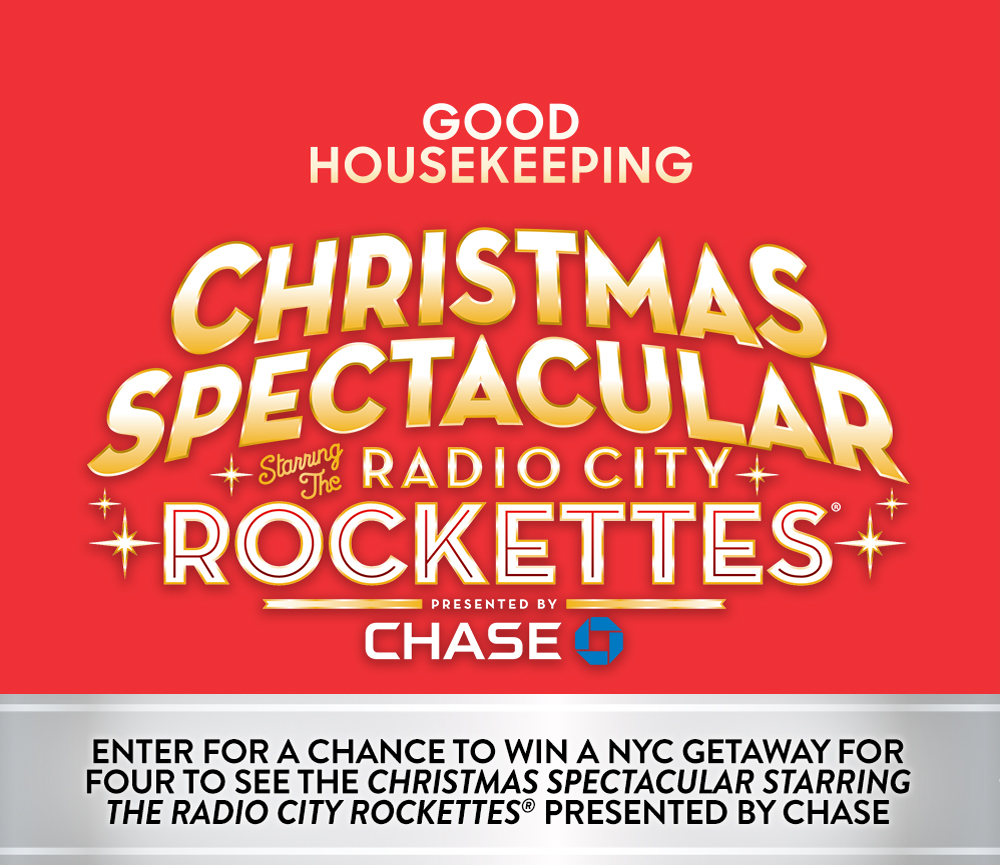 Good Housekeeping Rockettes Trip To NYC Sweepstakes