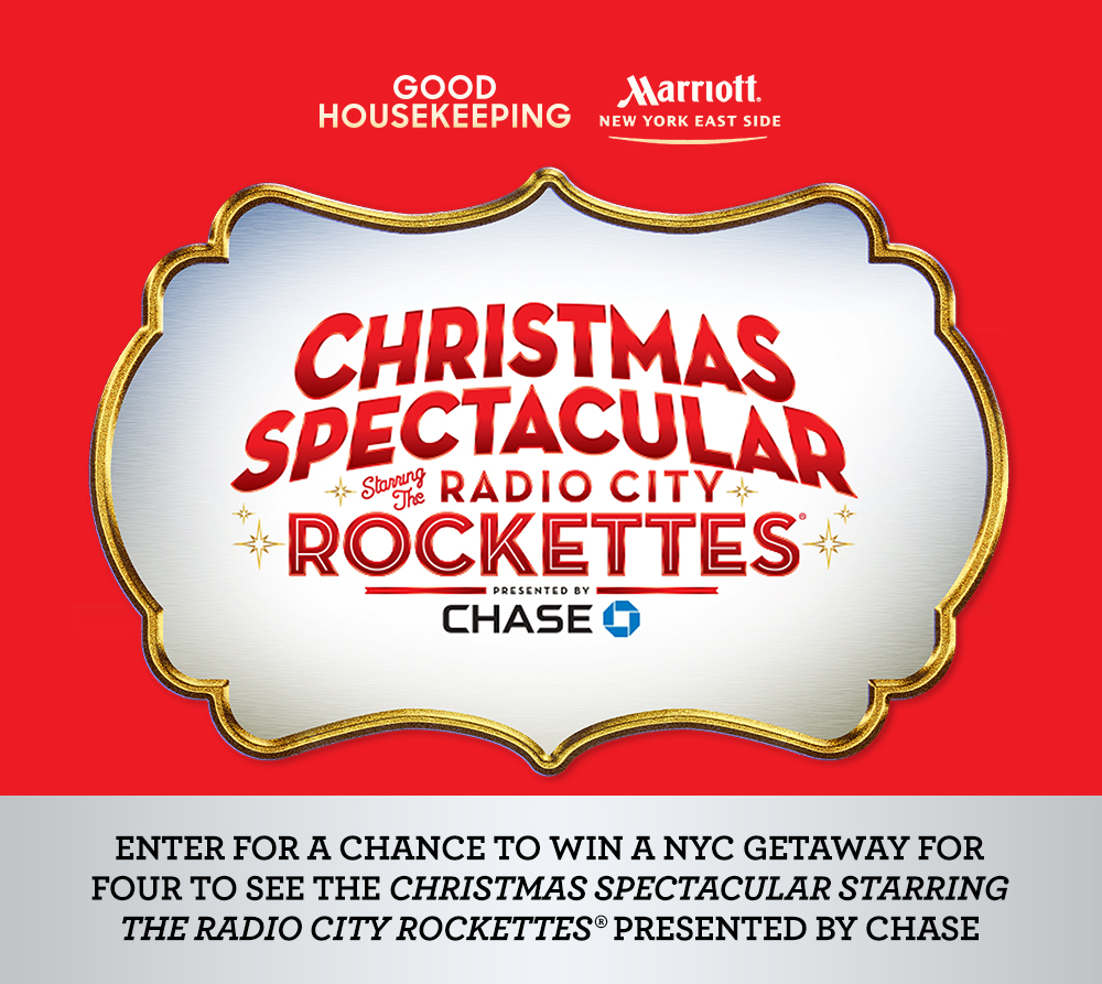Good Housekeeping Rockettes Sweepstakes