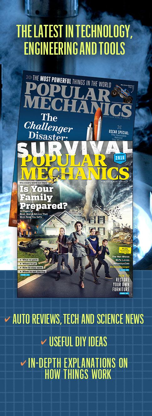 Popular Mechanics Subscription >> Popular Mechanics